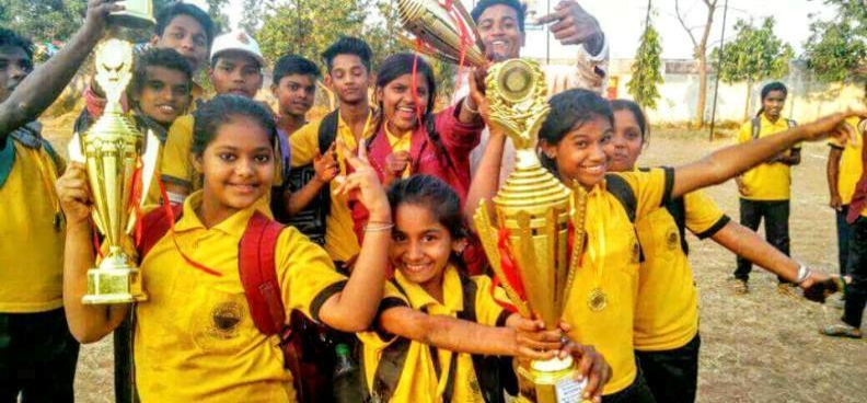 Inter school championship winners